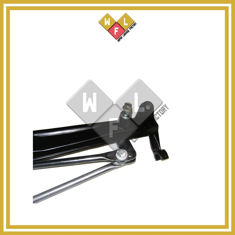Wiper Transmission Linkage With Motor Assembly Honda