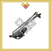 Wiper Transmission Linkage with Motor Assembly - WAEL97