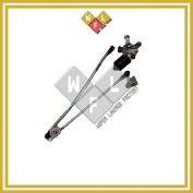 Wiper Transmission Linkage with Motor Assembly - WAAV95