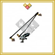 Wiper Transmission Linkage with Motor Assembly - WATA97